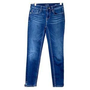 VIGOSS • Marley Super Skinny Ankle Denim Jeans